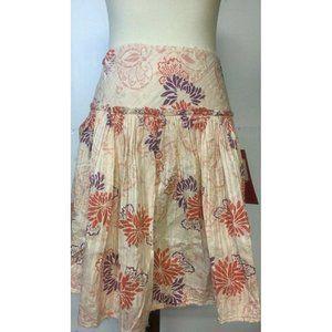 RIP CURL Juniors Pedand Floral Mini Skirt Size 9